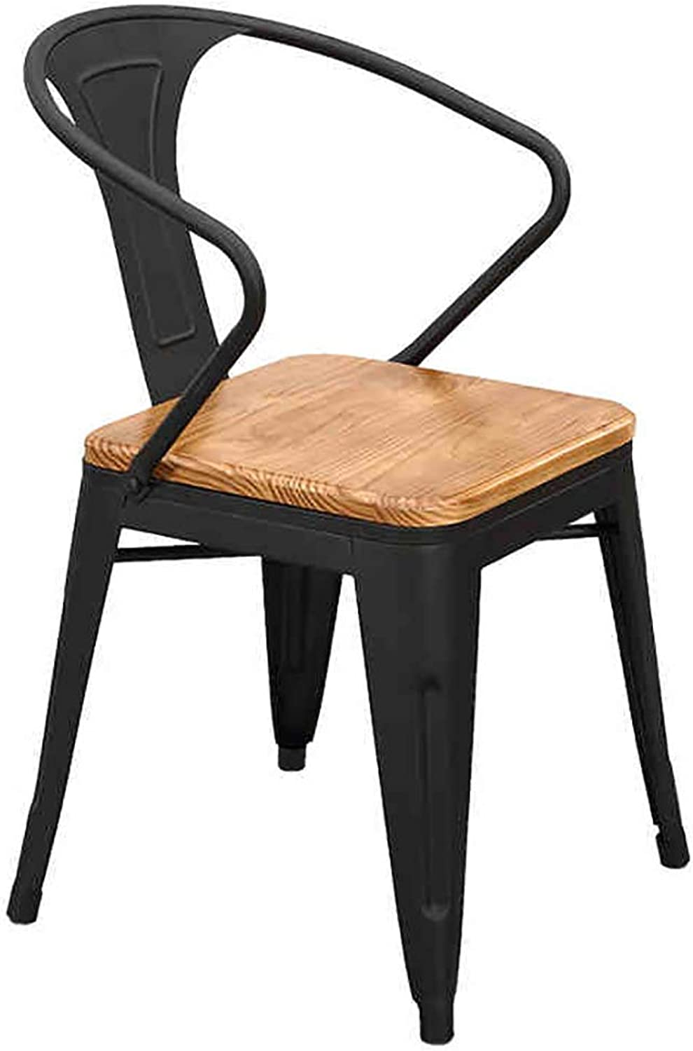 Iron Chair Single Creative Personality Art Modern Minimalist Lazy Restaurant Chair