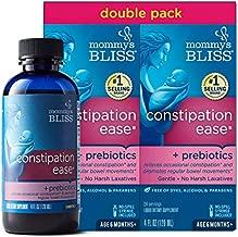 Mommy's Bliss - Constipation Ease Double Pack - 8 FL OZ (2 Bottles)