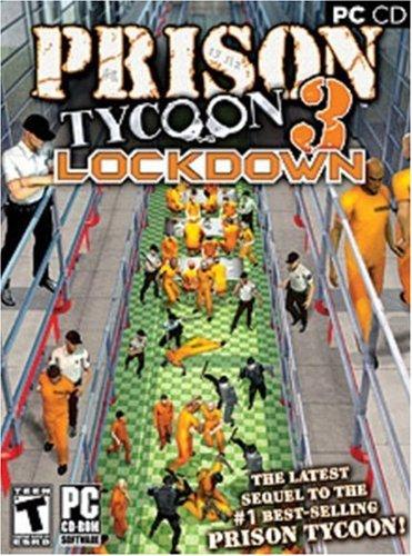 Prison Tycoon 3: Lockdown (PC) [Importación inglesa]