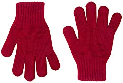 HIVER Boys Gloves (Red)