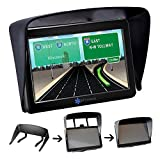 eFreesia Shade Sun Glare Vision Shield for Universal 5 Inch GPS Garmin Nuvi and other GPS models