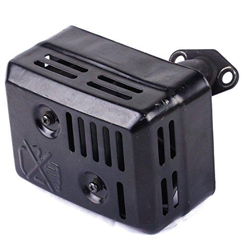LETAOSK Système de Silencieux D'échappement Fit pour Honda GX120 GX160 GX200 5.5 HP 6.5 HP