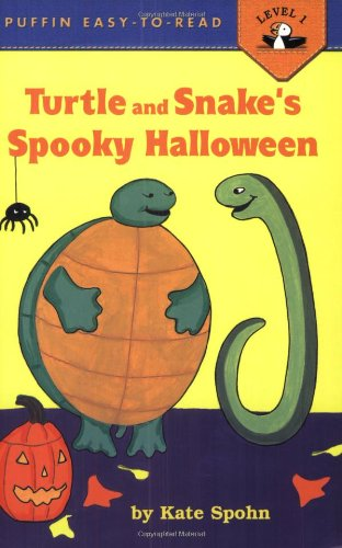 Turtle and Snake's Spooky Halloween (Easy-to-Read, Puffin)の詳細を見る