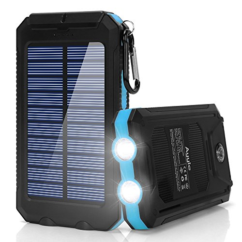 BESWILL 10000MAH Solar Phone Charger
