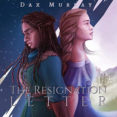 The Resignation Letter audiobook cover art
