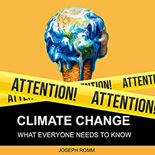 Climate Change audiobook cover art