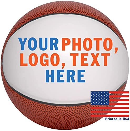"""Personalized Custom Basketball Full Size 9"""" 
