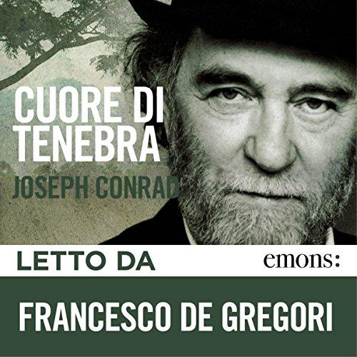 Cuore di tenebra audiobook cover art