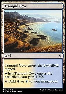 Magic: the Gathering - Tranquil Cove (246/269) - Khans of Tarkir