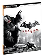 Batman Arkham City Signature Series Guide de BradyGames