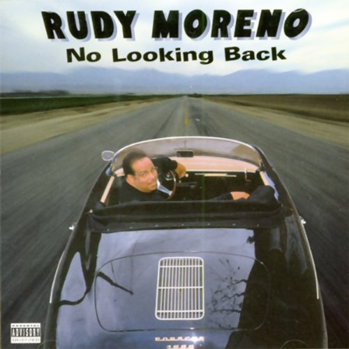 No Looking Back audiobook cover art