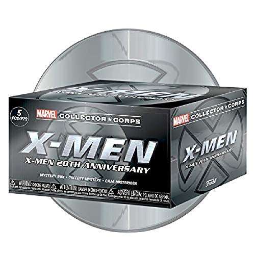 Funko Box Collectors Corps Marvel X-men 20th - Xl