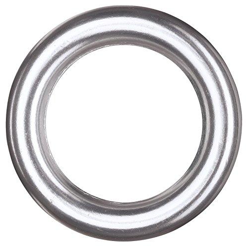 Ochsenkopf Aluminium-Ring, Geschmiedetes Aluminium, Zum Verhindern von Absplitterungen beim Eintreiben