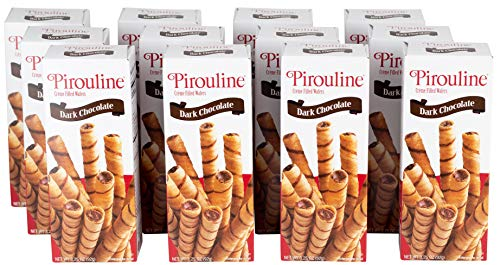 Pirouline Rolled Wafers (Pack of 12)