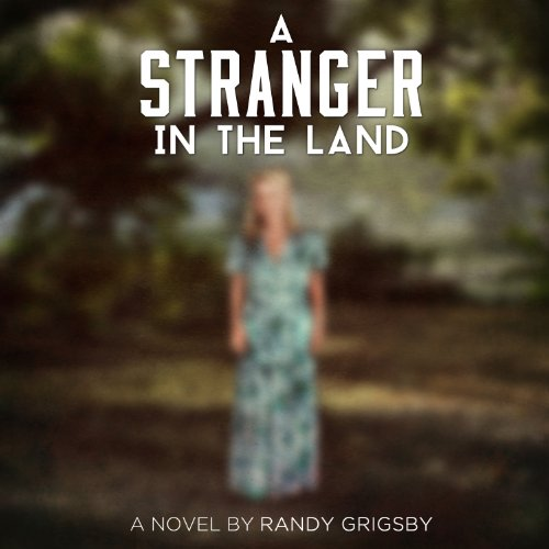 A Stranger in the Land audiobook cover art