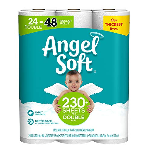 Angel Soft Available on Amazon!!!!