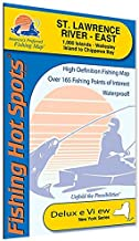 Best st lawrence river fishing map Reviews