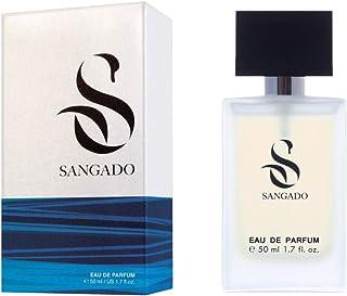 Sangado Atlantis Perfume para Hombres Larga Duración de 8-10 Horas Olor Lujoso Chipre Frutal Francesas Finas Extra Co...