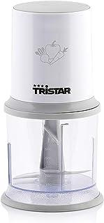 comprar comparacion Tristar BL-4020 Picadora con un botón operacional, cuchillas de acero inoxidable, 200 W, De plástico, Blanco
