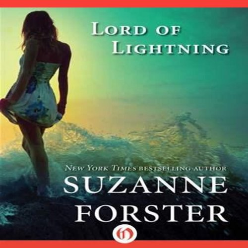 Lord of Lightning audiobook cover art