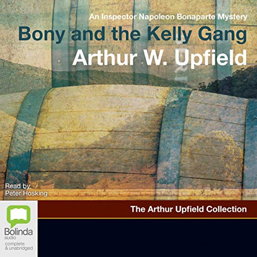 Bony and the Kelly Gang audiobook cover art