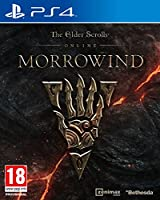The Elder Scrolls Online: Morrowind (PS4) (輸入版)