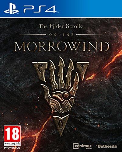 Elder Scrolls Onl.Morrowind PS-4 UK Multi