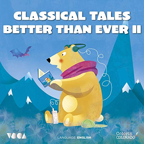 Classical Tales Better Than Ever 2 cover art