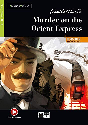 Murder on the Orient Express: Buch + free Audiobook (Reading & training)