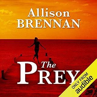 The Prey audiobook cover art