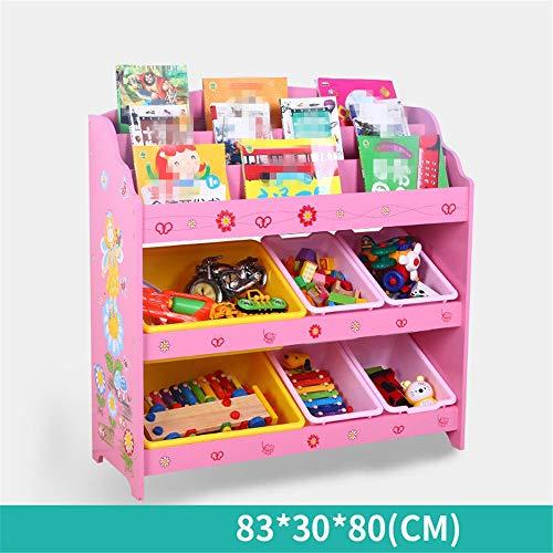Caja de almacenamiento de juguetes Rack de almacenamiento for niños - for organizar el almacenamiento de juguetes Juguetes for bebés Juguetes for niños Juguetes for perros Ropa for bebés Almacenaje de