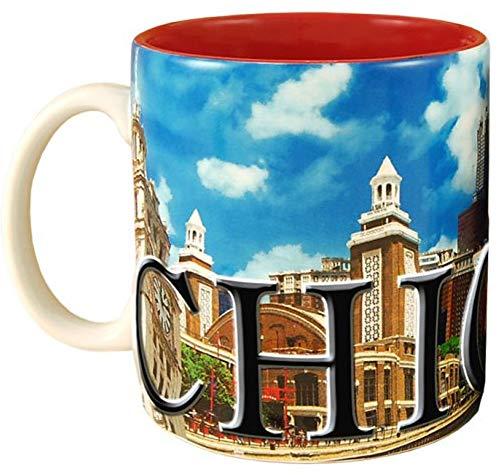 Chicago - ONE 18 Oz. City Coffee Mug