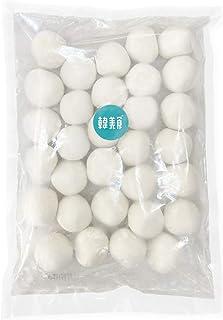 [Amazon限定ブランド] 韓美食 チーズボール 30個入り 本格伸び~るチーズドーナッツ 生 冷凍便