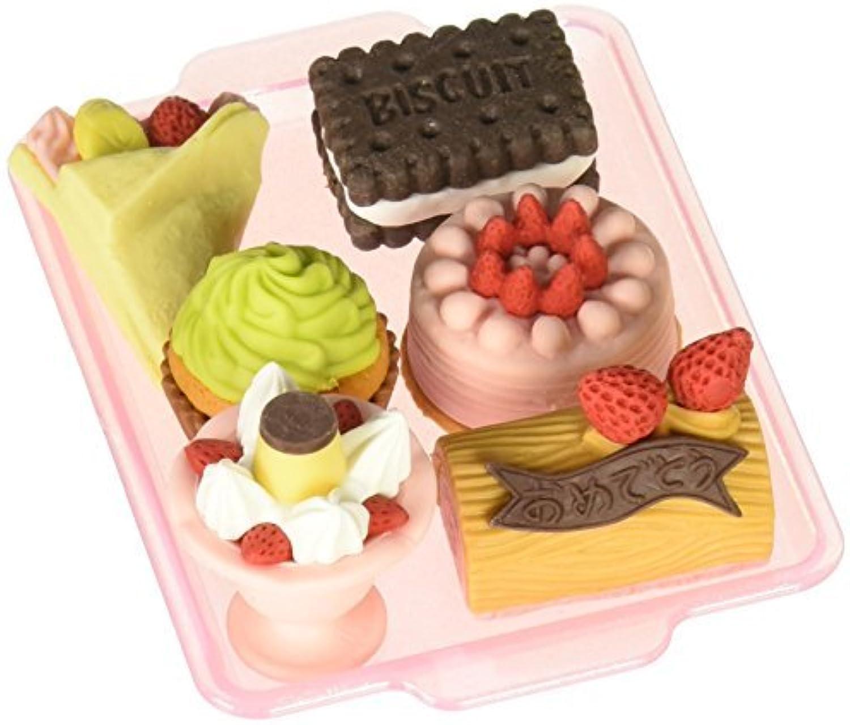 Iwako Japanese Eraser Set - Dessert Assortment by Iwako