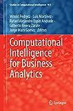 Computational Intelligence for Business Analytics (Studies in Computational Intelligence, 953)