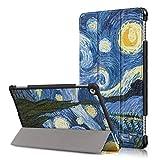 Boleyi Tablet Hülle für Huawei MediaPad M5 lite, Slim