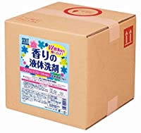 スクリット 香りの液体洗剤 10L