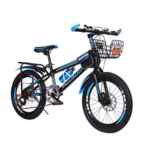 MOIX BMX 22 Zoll Fahrrad Park Freestyle Street Bike, Momoxi Trekkingräder Mountainbike ausrüstung Kinder