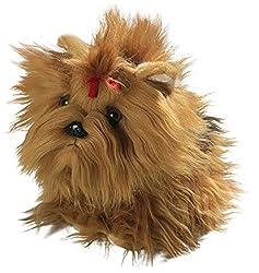 Carl Dick ヨークシャーテリア犬子犬8.5インチ、22 cm、ぬいぐるみ、柔らかいおもちゃ3138