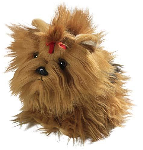Carl Dick Peluche - Perro Yorkshire Terrier (Felpa, 22cm)