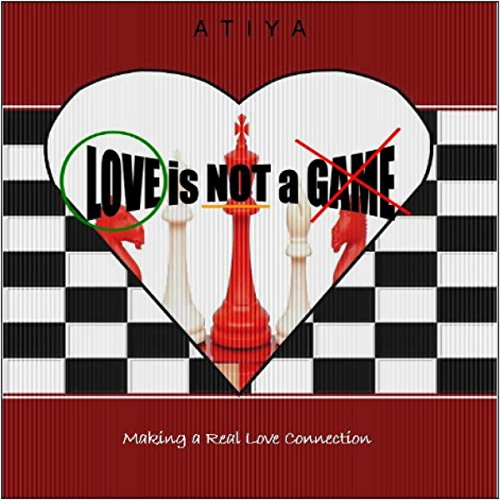 Love is Not a Game audiobook cover art
