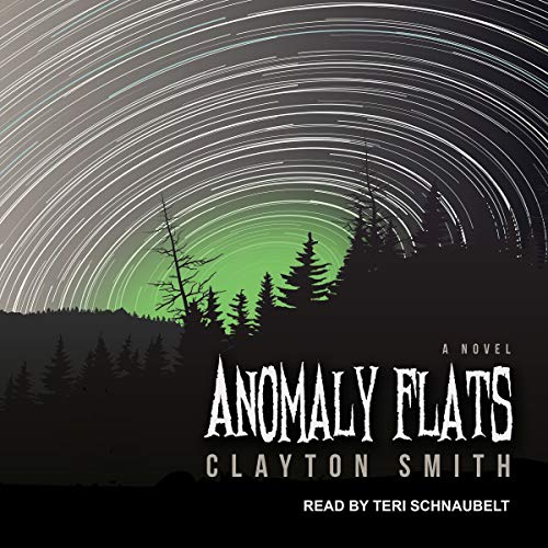 Anomaly Flats  By  cover art