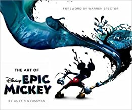 Best the art of epic mickey Reviews