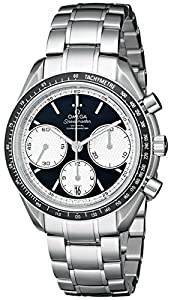 Omega Men's 326.30.40.50.01.002 Speed Master Racing Analog Display Swiss Automatic Silver Watch image