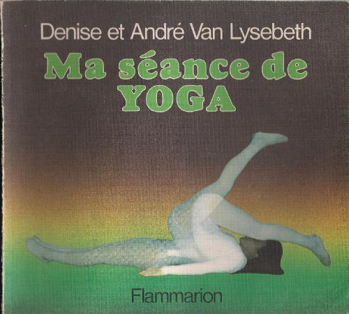 Ma séance de yoga