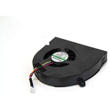 Laptop CPU Fan for Dell Studio XPS 1640 M1640 1647 fan CPU fan W520D GB0508PGV1-A B3679.13.V1.F.GN CPU Cooling Fan