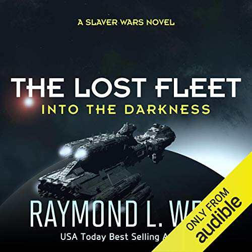 The Lost Fleet: Into the Darkness cover art