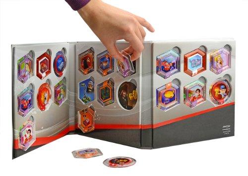 Disney Infinity Disc-Sammelalbum (alle Systeme)