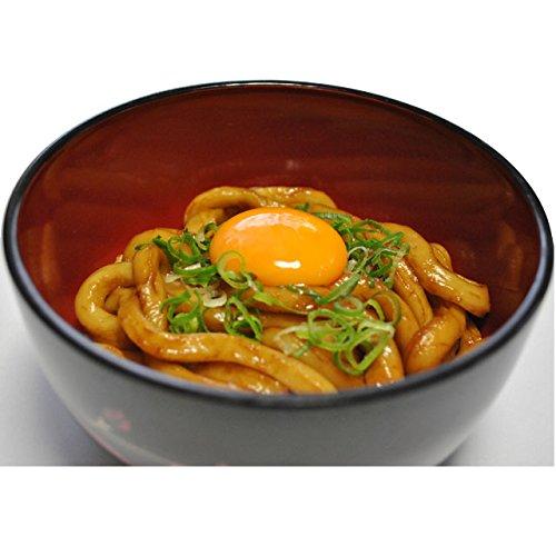 """伊勢うどん 10食 ( 鰹だし つゆ付 簡易包装 パッケージ )"""""""