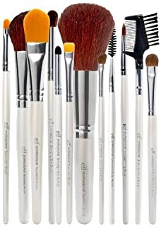 e.l.f. Essential Professional Complete Set of 12 Brushes
